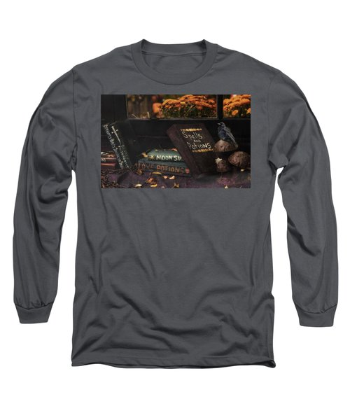 Spells And Potions Long Sleeve T-Shirt