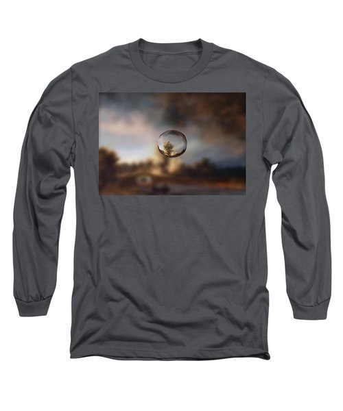 Sphere 13 Rembrandt Long Sleeve T-Shirt by David Bridburg
