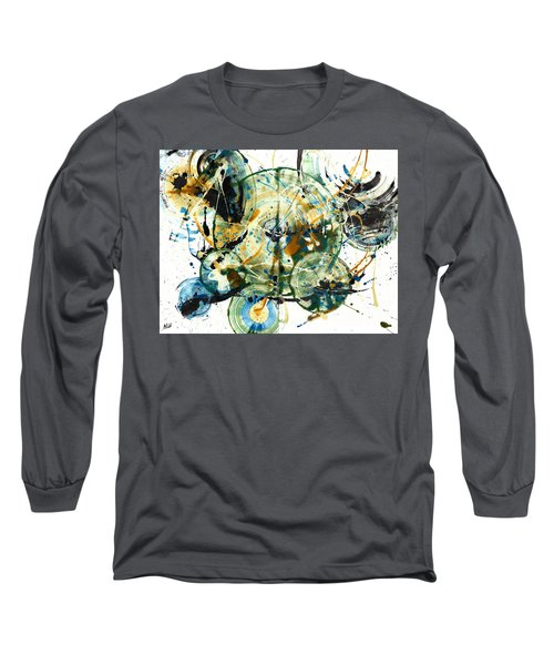 Spherical Joy Series 170.171.011011 Long Sleeve T-Shirt by Kris Haas
