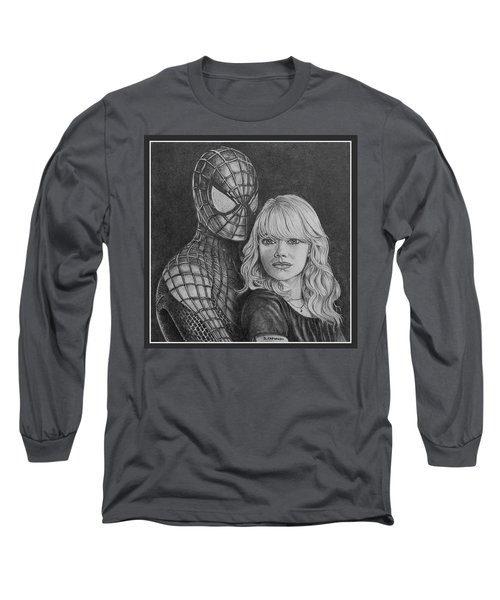 Spidey And Gwen Long Sleeve T-Shirt