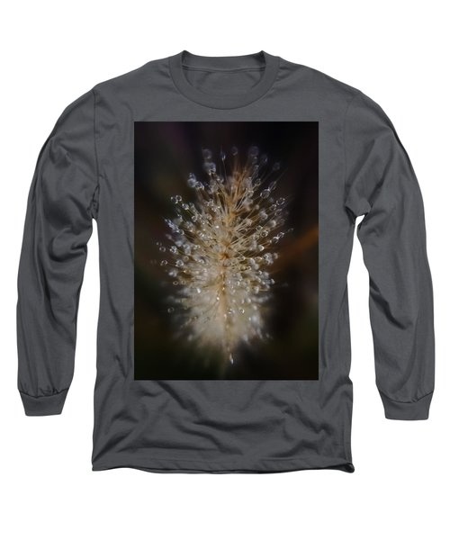 Spiked Droplets  Long Sleeve T-Shirt