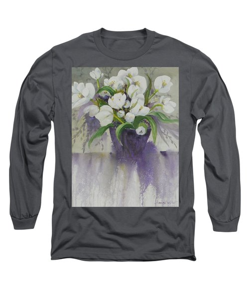 Spillover Long Sleeve T-Shirt