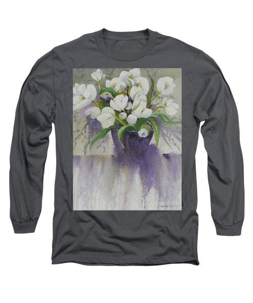 Spillover Long Sleeve T-Shirt