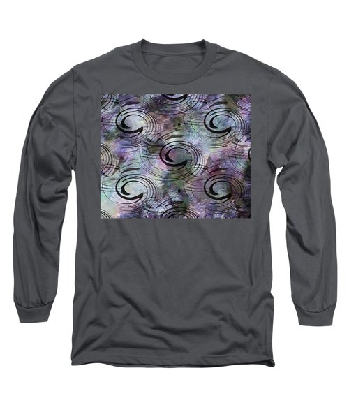 Spin And Platter Long Sleeve T-Shirt