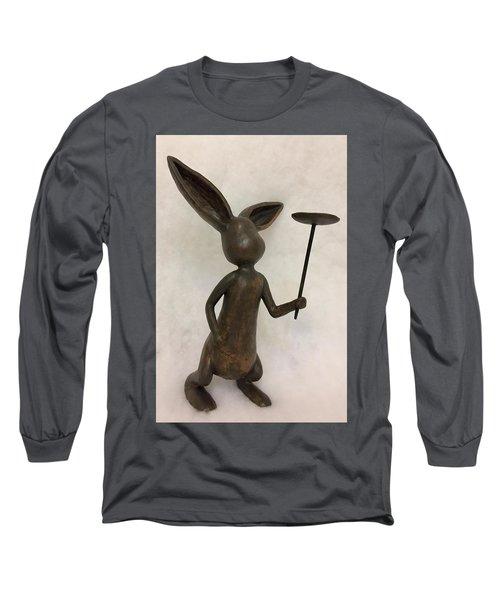 Spinning Plate  Long Sleeve T-Shirt
