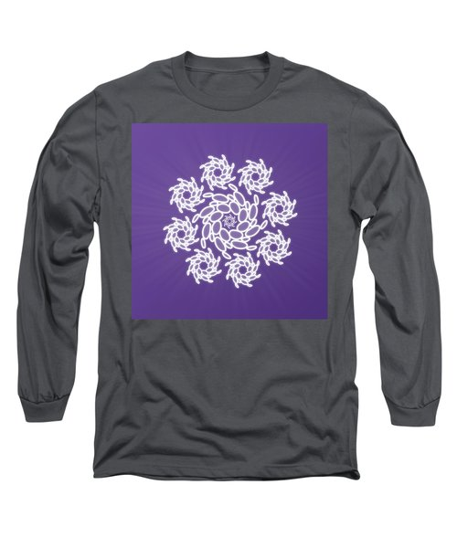 Spiral Dance Long Sleeve T-Shirt