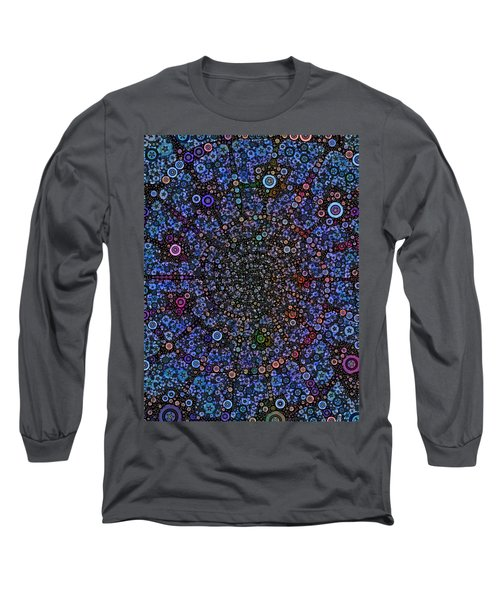 Spiral Gallexy Long Sleeve T-Shirt