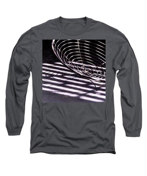 Spiral Shadows Long Sleeve T-Shirt