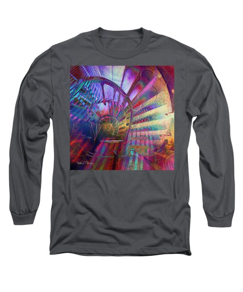 Spiral Staircase Long Sleeve T-Shirt