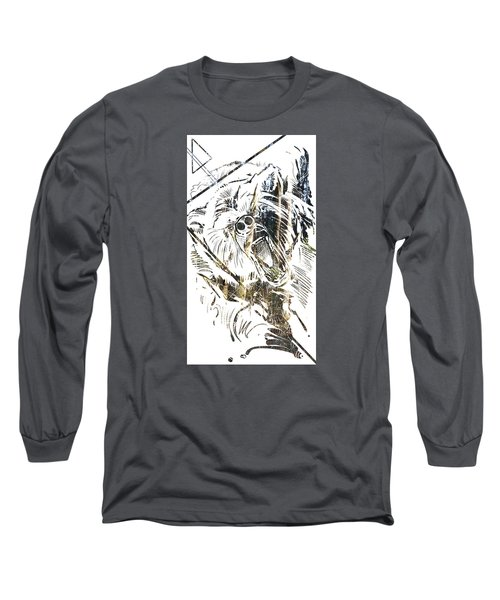 Spirit Animal . Bear Long Sleeve T-Shirt