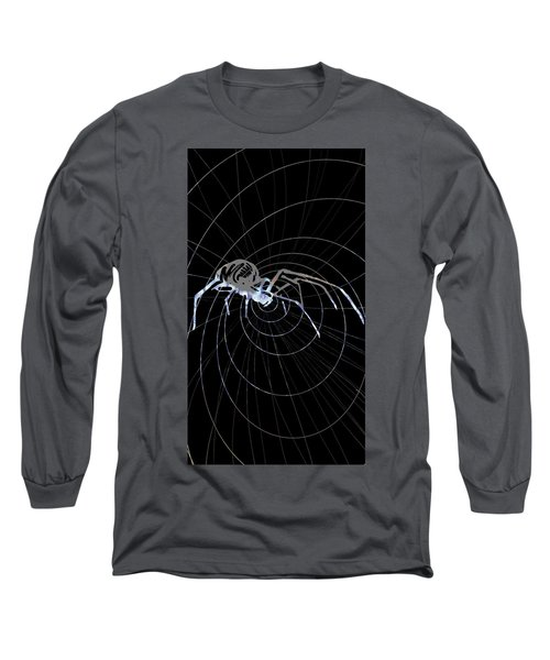 Spirit Animal . Spider Long Sleeve T-Shirt