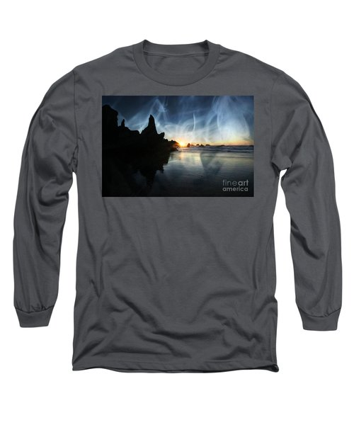 Spirits At Sunset Long Sleeve T-Shirt