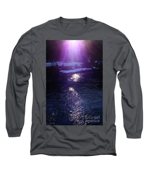 Spiritual Light Long Sleeve T-Shirt