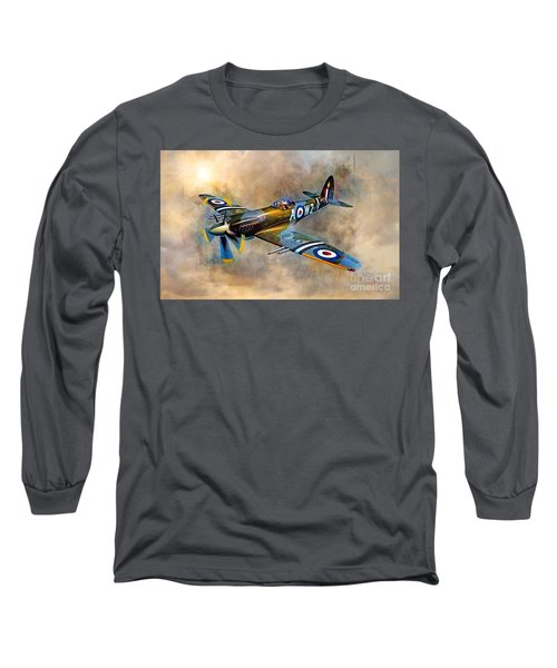 Spitfire Dawn Flight Long Sleeve T-Shirt