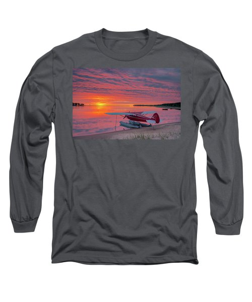 Splash-in Sunrise Long Sleeve T-Shirt