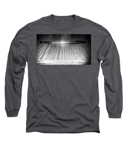 Splatter Long Sleeve T-Shirt