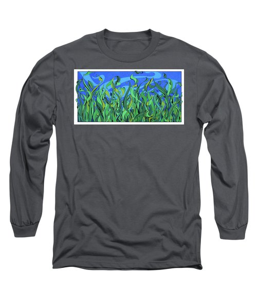 Splendor In The Grass Long Sleeve T-Shirt