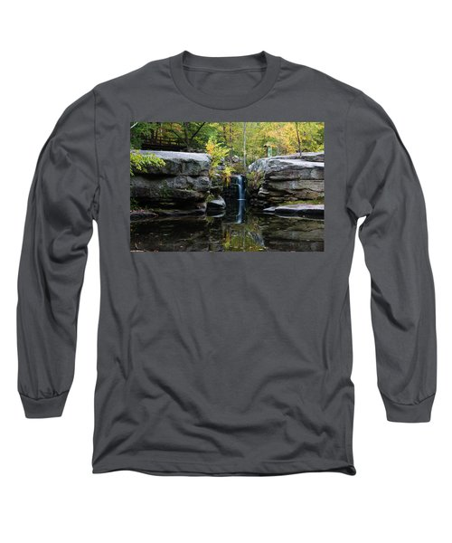 Split Rock In October #1 Long Sleeve T-Shirt