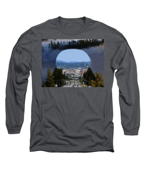 Spokane Near Perfect Nature Long Sleeve T-Shirt