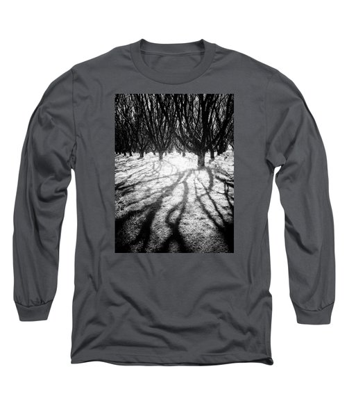 Spooky Forest Long Sleeve T-Shirt