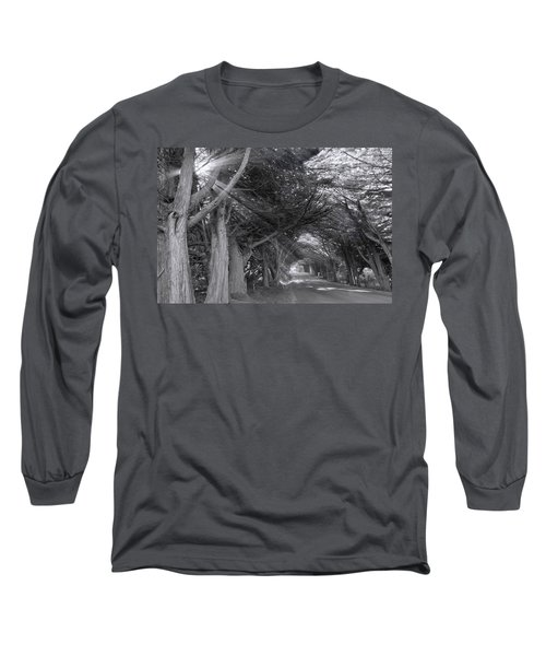 Spooky Long Sleeve T-Shirt