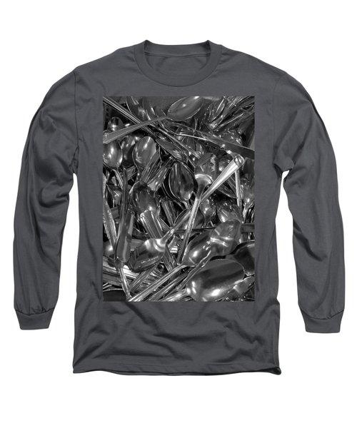 Spoons Long Sleeve T-Shirt