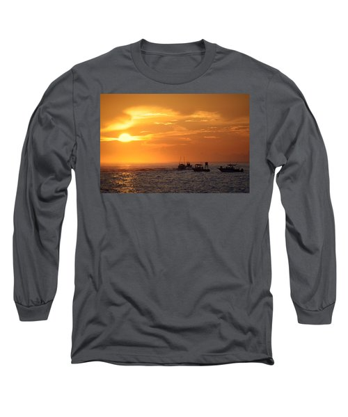 Sportfishermen Head Offshore Long Sleeve T-Shirt