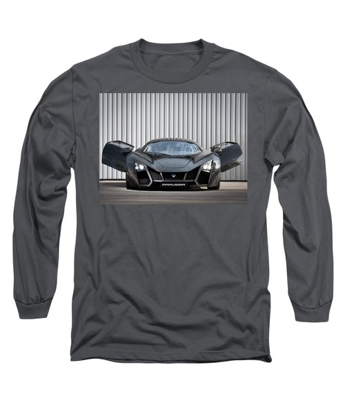 Sports Car Long Sleeve T-Shirt