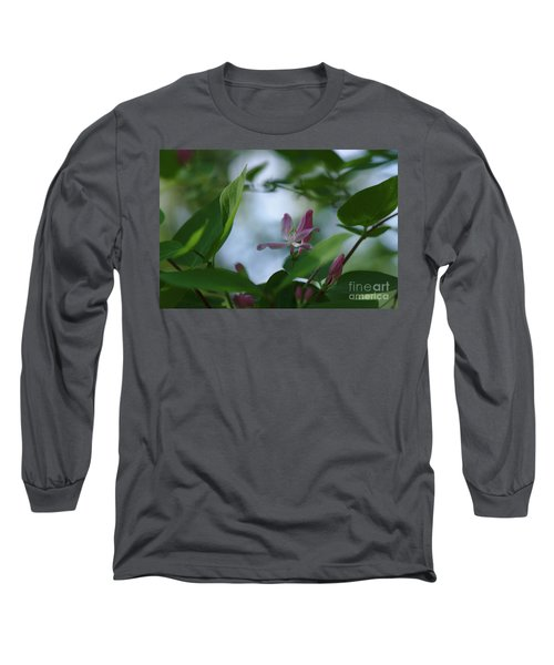 Long Sleeve T-Shirt featuring the photograph Spring 2016 11 by Cendrine Marrouat