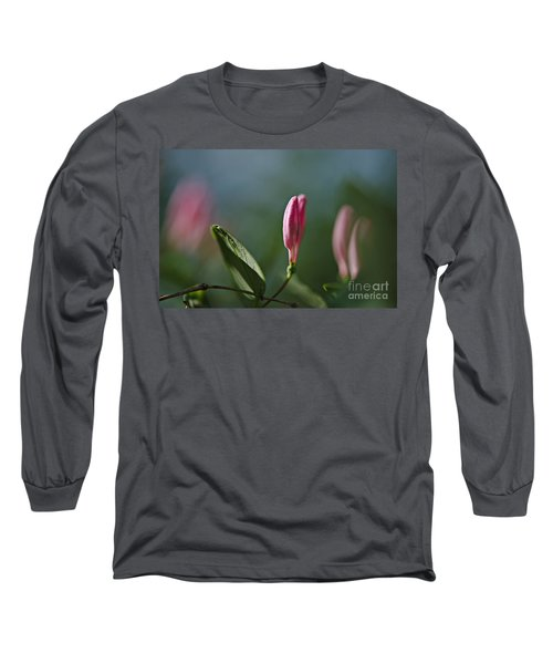 Long Sleeve T-Shirt featuring the photograph Spring 2016 12 by Cendrine Marrouat