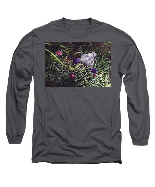 Long Sleeve T-Shirt featuring the photograph Spring 2016 17 by Cendrine Marrouat
