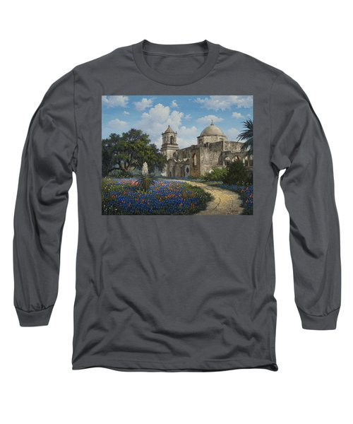 Spring At San Jose Long Sleeve T-Shirt