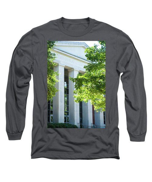 Long Sleeve T-Shirt featuring the photograph Spring At Uga by Parker Cunningham