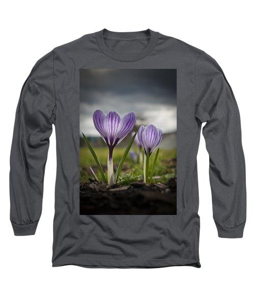Spring Awakening Long Sleeve T-Shirt