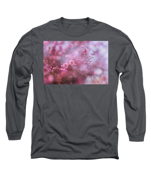 Spring Blossoms In Their Beauty Long Sleeve T-Shirt