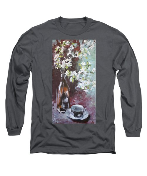 Spring Breakfast Long Sleeve T-Shirt