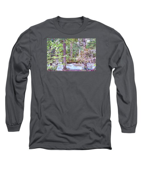 Spring Brook Long Sleeve T-Shirt by John Selmer Sr