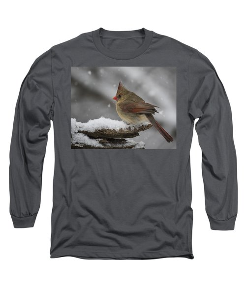 Spring Can't Come Too Soon. Long Sleeve T-Shirt