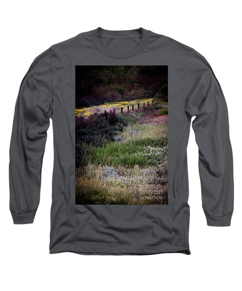 Long Sleeve T-Shirt featuring the photograph Spring Colors by Kelly Wade