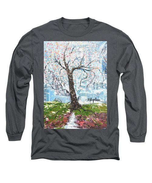 Spring Expression Long Sleeve T-Shirt