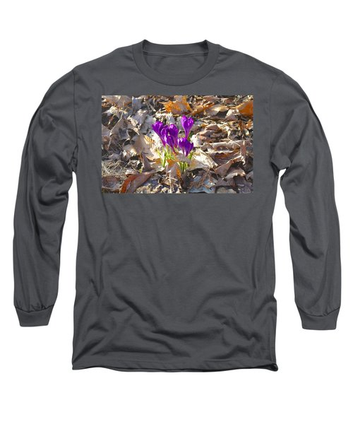 Spring Gathering Long Sleeve T-Shirt