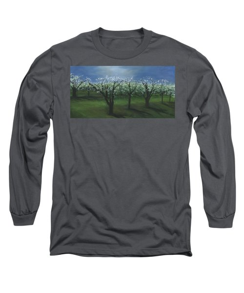 Spring Orchard Long Sleeve T-Shirt