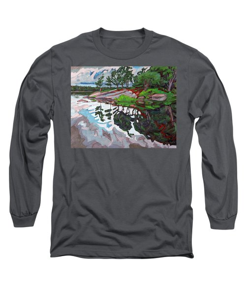 Spring Paradise Long Sleeve T-Shirt