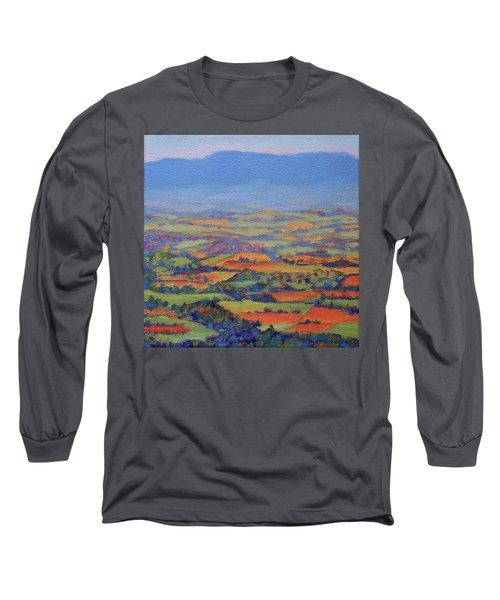Spring Patchwork 1 Long Sleeve T-Shirt