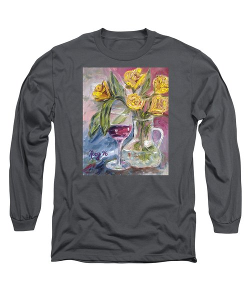 Spring Romance Long Sleeve T-Shirt