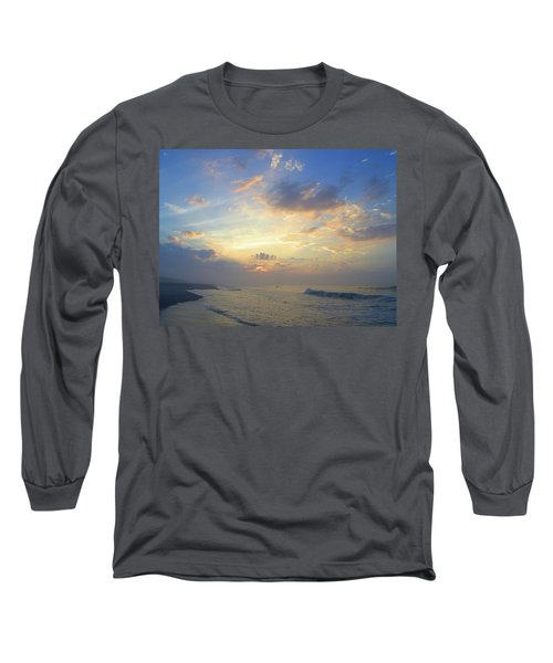 Spring Sunrise Long Sleeve T-Shirt