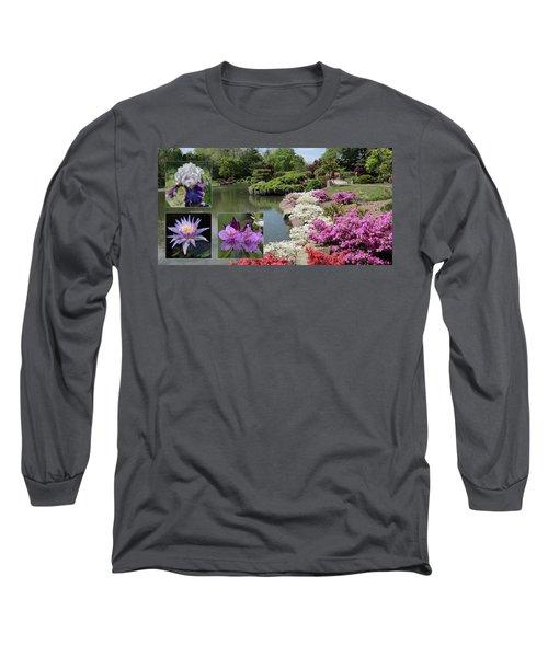 Spring Walk Long Sleeve T-Shirt by Rau Imaging