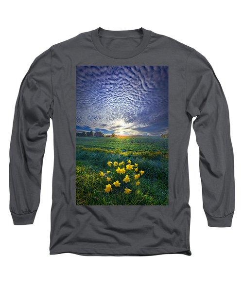 Springing To Life Long Sleeve T-Shirt