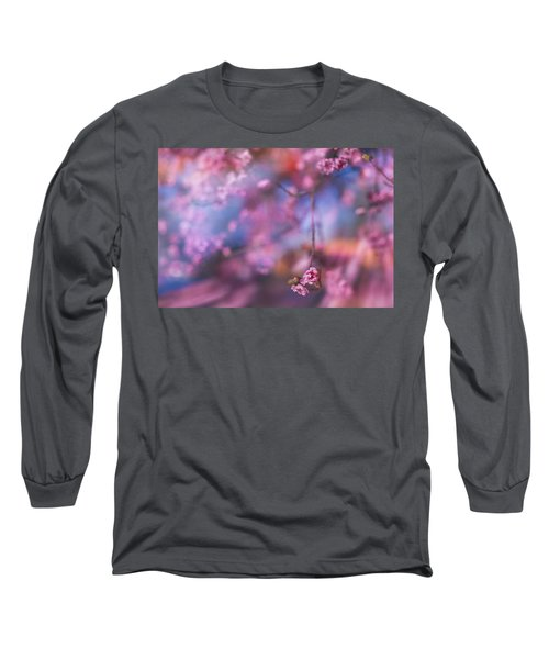 Spring's Rhythms Long Sleeve T-Shirt