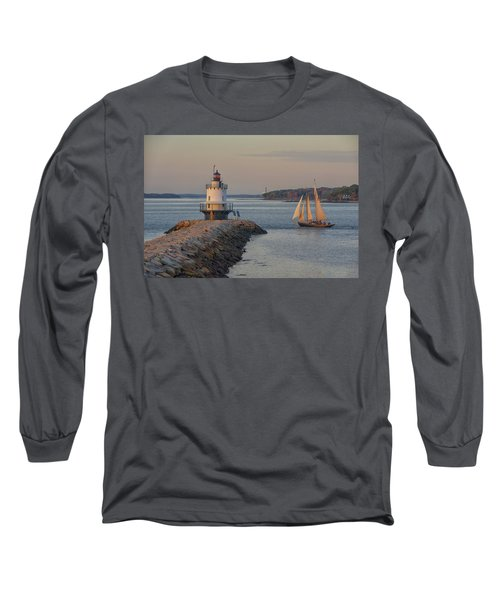 Sprint Point Ledge Sails Long Sleeve T-Shirt